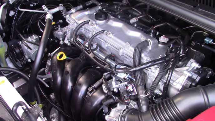 ヴォクシーGRスポーツのエンジン