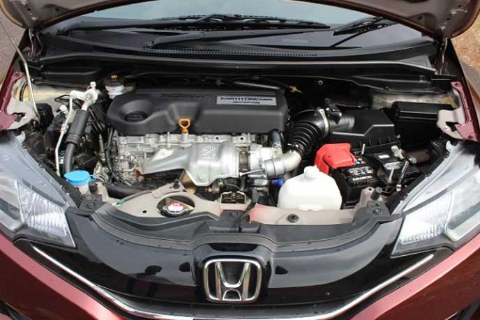 新型WR-Vのエンジン