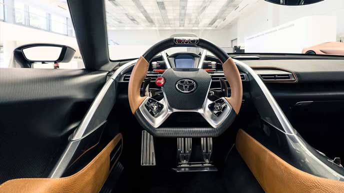 Toyota Ft 1 >> 市販化される新型スープラのエクステリアはFT-1コンセプトがベース - スープラのモデルチェンジ - COBBY