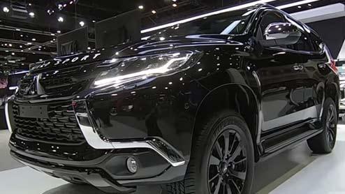 新型パジェロスポーツ 迫力の海外専売SUVがサプライズで日本導入の可能性も