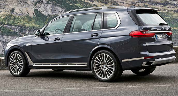 BMW新型「X7」