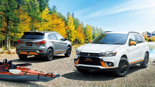新型RVRがマイナーチェンジ(一部改良)で安全装備のe-Assistを全車標準装備