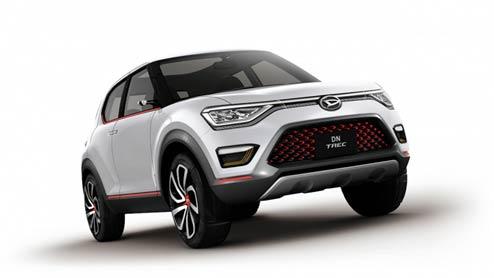 ダイハツ・ロッキーが2019年11月5日に小型SUVとして復活!DNGAを全面採用