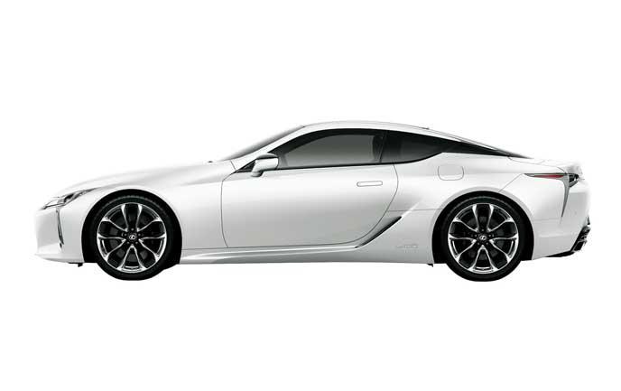 ホワイトノーヴァガラスフレークの新型LC