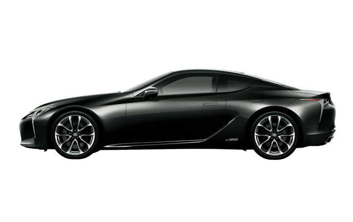 ブラックの新型LC