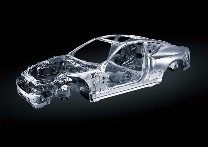 新型LCの次世代プラットフォームGA-L
