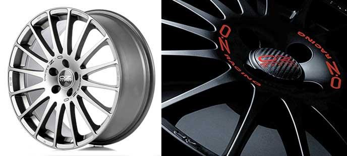 新型レヴォーグにおすすめのOZ SPORT スーパーツーリズモ GT