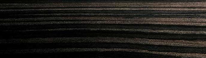 縞杢 ブラックのオーナメントパネル