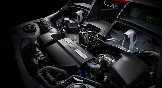 S660コモレビ エディションのパワートレイン