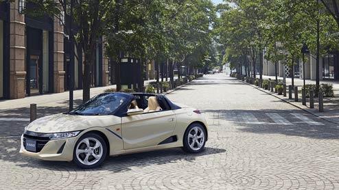 S660コモレビ エディション発売!優しいカラーとおしゃれな外装や内装に注目