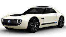 HONDAスポーツEVコンセプトが東京モーターショー2017で世界初登場