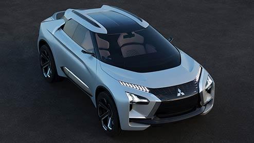 新型ランエボはSUVで復活 歴史やコンセプトカーのエクステリアを紹介