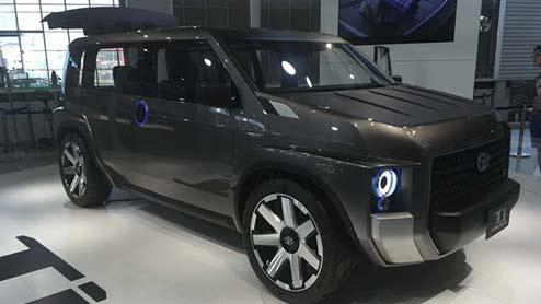 TjクルーザーはミニバンとSUVを融合した次世代の車!内外装やスペックは?