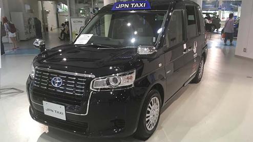 ジャパンタクシー(JPN TAXI)はタクシーの新型車!トヨタらしい快適空間を提供
