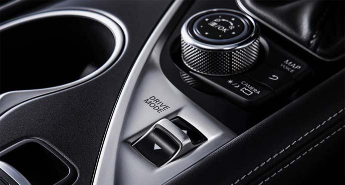 ドライビングアシスタンス/ドライブモードセレクター
