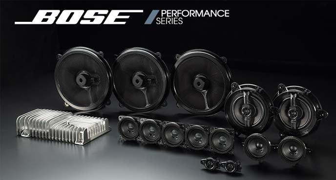 BOSEPerformance Seriesサウンドシステム
