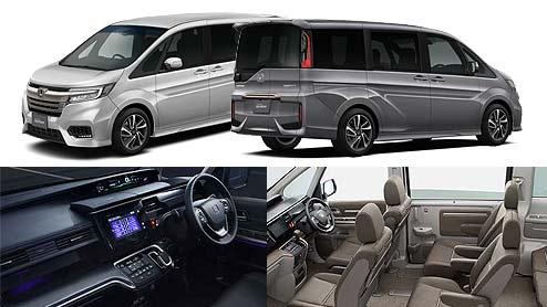新型ステップワゴンの内装は広くて使い勝手の良い快適空間