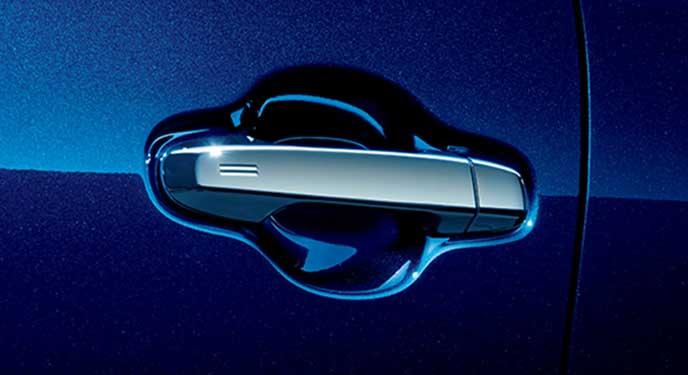 アクア特別仕様車S Style Blackのハンドル