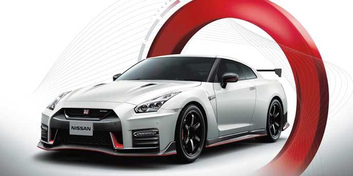 新型GT-R NISMO