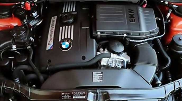 BMW新型X2のエンジン