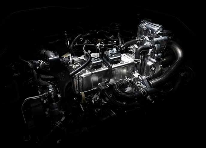リラクベースのエンジン