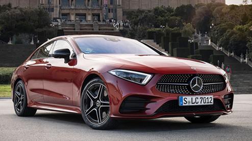 CLSがモデルチェンジ メルセデス・ベンツの新型クーペは815万円から