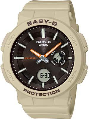 ハスラーワンダラーとコラボしたベイビーGの腕時計