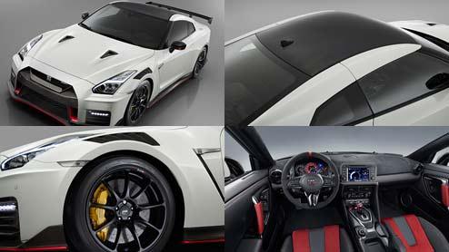 GT-Rがマイナーチェンジでニスモ2020年モデルや北米販売50周年記念モデルも発表