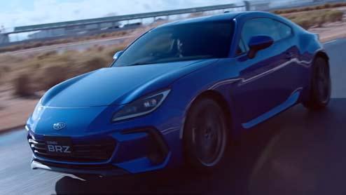 新型BRZは 2021年夏頃フルモデルチェンジ 次期モデルもトヨタと共同開発