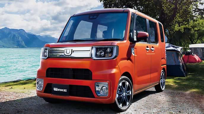 2021年に追加したウェイクの特別仕様車VS