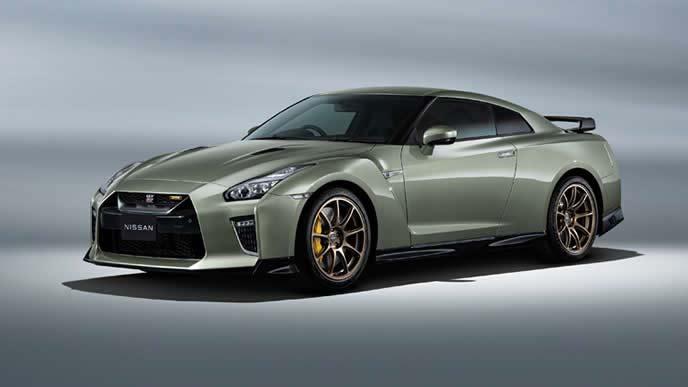 GT-R Premium edition T-specのエクステリア