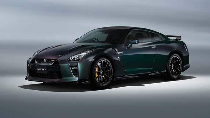 GT-R Track edition engineered by NISMO T-specのエクステリア