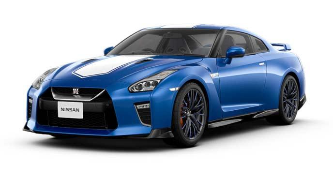GT-R「50thアニバーサリーエディション」