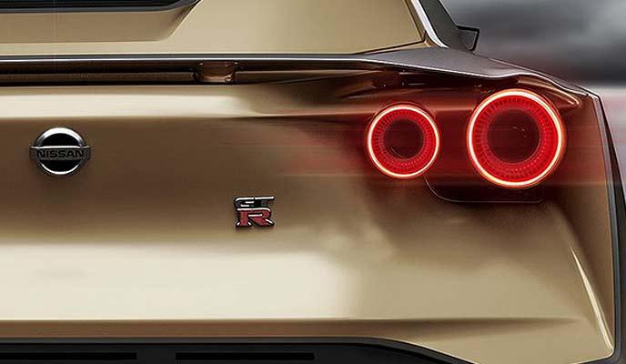 新型GT-R