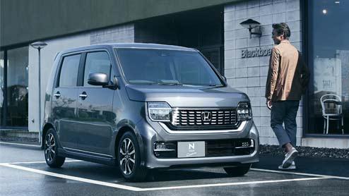 N-WGNがフルモデルチェンジ ホンダセンシング標準装備で低燃費も実現