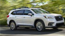 スバルの新型SUVアセントが北米市場で2018年夏に先行発売