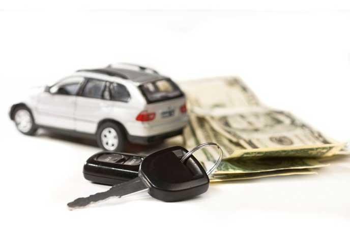車にかかるお金のイメージ