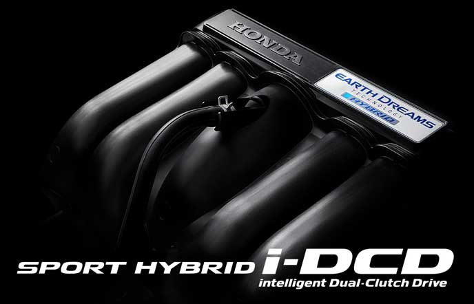 新型フリードのエンジン
