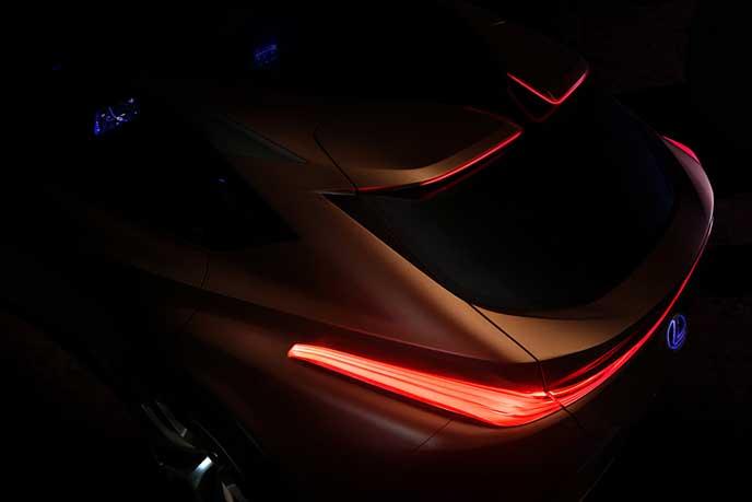 Lexus LF-1 Limitlessのエクステリア