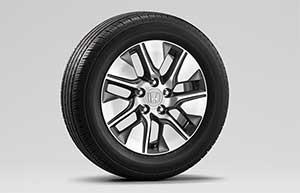 「G・EX Honda SENSING」用の純正16インチアルミホイール