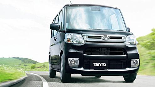 ダイハツ新型タントのモデルチェンジ車が2017年12月18日に登場