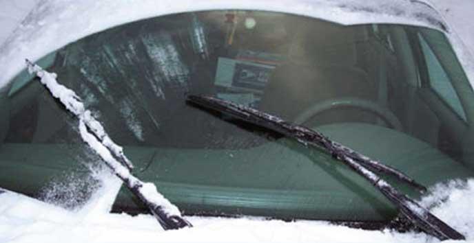ウィンターシーズンに必須の冬用ワイパー