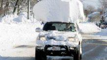雪道での安全運転のコツと用意すれば安心できる装備品