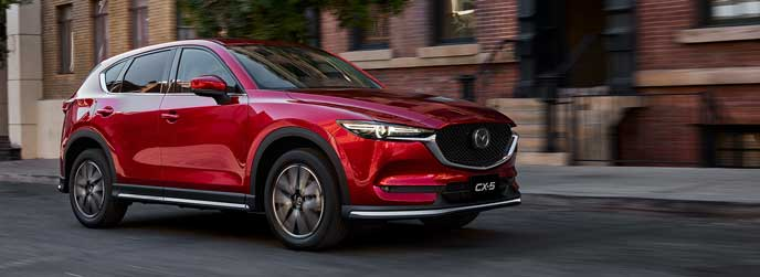CX-5 XD L Package 2WDのエクステリア