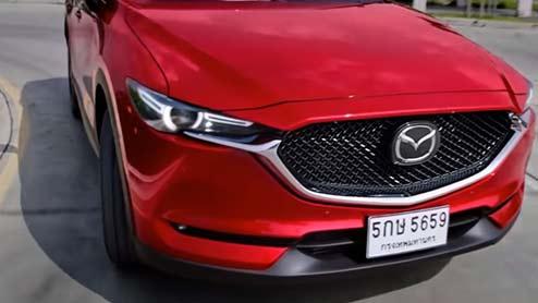 CX-5がマイナーチェンジでターボモデルとMT仕様のディーゼルモデル追加