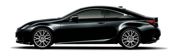 ブラックの新型RC