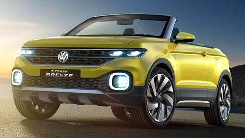 VW Tクロス(T-Cross)が受注開始 2019年以降に日本導入の可能性も