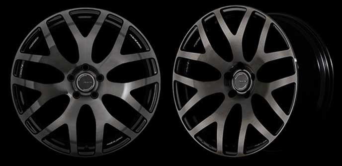 新型XVにおすすめの「レイズ ヴァルツフォージド S7」