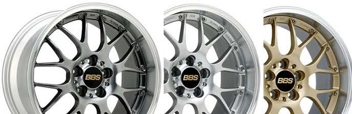 アウトバックにおすすめのBBS ジャパン RS-GTのホイール