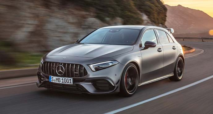 Mercedes-AMG A45 4MATIC+
